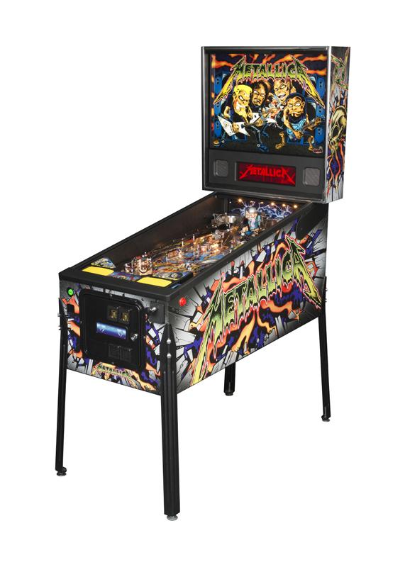 magnetron pinball machine